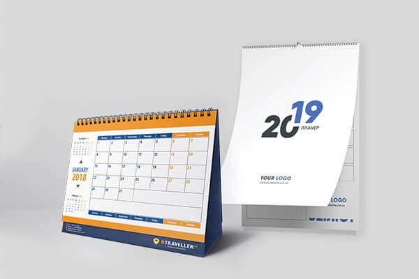 Печать календарей в Ташкенте Smart People